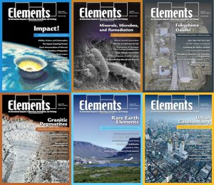 Elements Magazine Past Issues | Mineralogy, Geochemistry