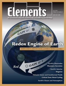 Elements Cover v16n3 Redox Engine of Earth
